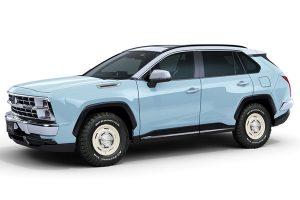 The new Buddy SUV (Photo: Mitsuoka)
