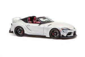 Toyota's GR Supra Sport Top