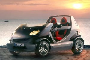 The Smart Crossblade was first a concept model