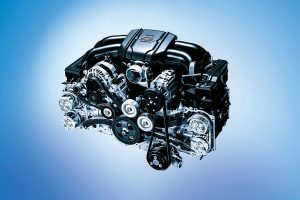 BRZ's FA24 engine