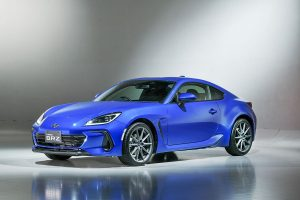 The all-new BRZ