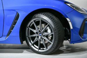 BRZ's wheel
