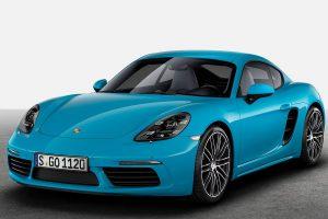 The Porsche 718 Cayman S