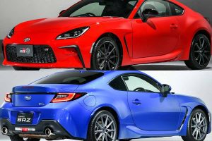The all-new GR 86 and BRZ, revealed on April 4th
