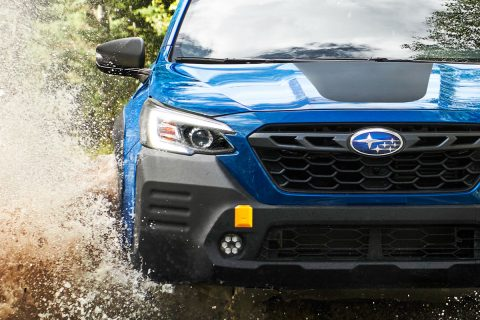 """Subaru Adds a Rugged """"Wilderness"""" Version to The Outback for North America"""