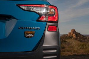 The all-new Outback Wilderness for the US market