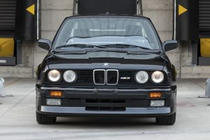 1988 BMW M3 currently being sold(C)2021 Courtesy of RM Sotheby's