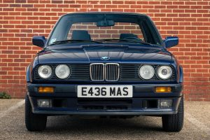 This 1988 BMW 325iX was sold for £7,975(C)2021 Courtesy of RM Sotheby's