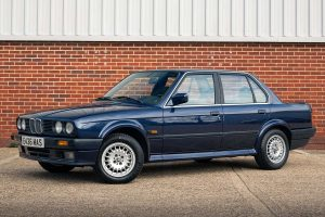 BMW's first 4WD, the 325iX(C)2021 Courtesy of RM Sotheby's
