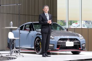 Hiroshi Tamura, Chief Product Specialist at Nissan