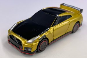 A secret version of the Tomica-sized Nissan GT-R NISMO 2022