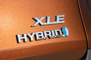 Sienna became a hybrid-only model from this 4th gen