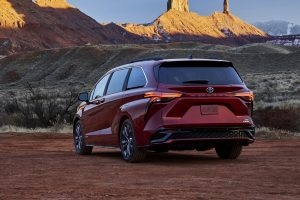 Toyota Sienna (US-spec)