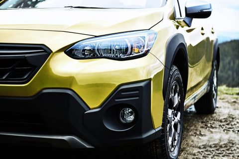 Subaru Crosstrek Updated with Bulkier Design and New Trim for 2021 Model