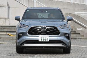 The Toyota Highlander
