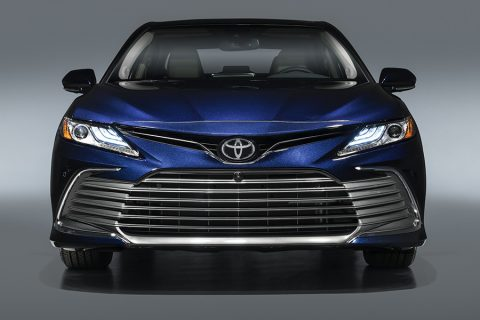 Toyota Launches The 2021 Camry with 17 Models