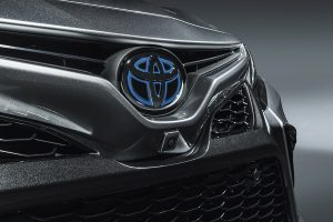 The 2021 Camry XSE