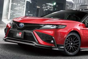 Toyota GR Releases Body Kits That Enhances Sportiness of The Camry