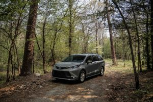 The 2022 Sienna Woodland Special Edition coming Fall 2021