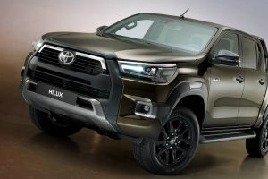 New Toyota Hilux World Premiered in Belgium