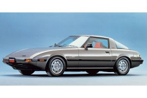 RX-7 Turbo, introduced in 1978