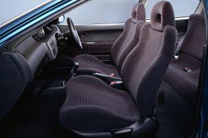 The Honda Civic was popular among hashiriya on touges