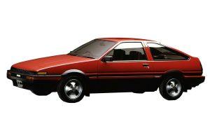 Toyota Sprinter Trueno GT-APEX AE86