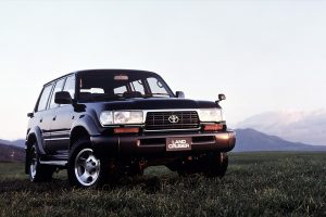 The History of The Off-Road King: Toyota Land Cruiser