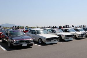 Skylines and Laurels were popular among the delinquents at that time