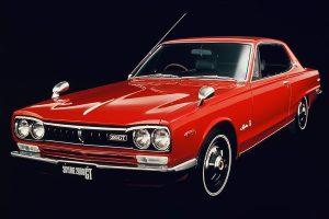 Nissan Skyline 'Hakosuka'