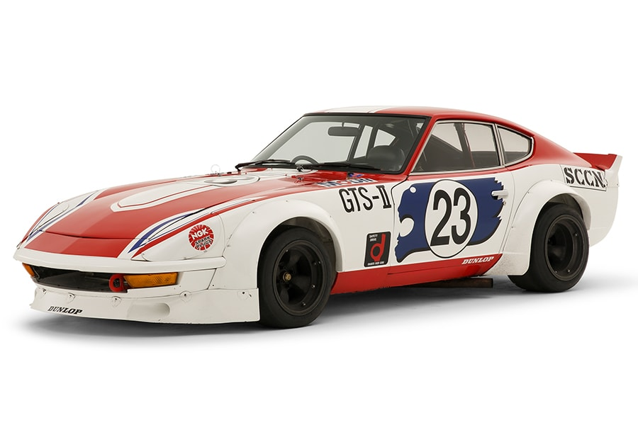 Akira's Z is based on this GTS-spec 240ZG