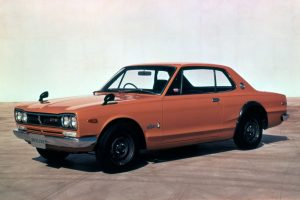 The first-generation GT-R