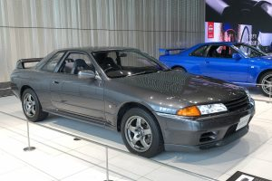 The third-generation GT-R