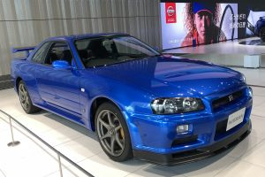 The fifth-generation GT-R