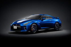 The sixth-generation GT-R