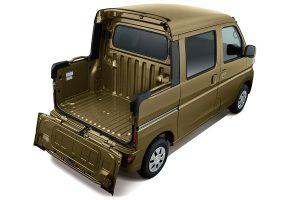 Daihatsu Hijet Deck Van