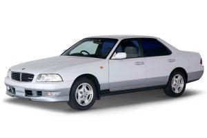 Nissan's fourth-gen. Leopard, a rare model even in Japan