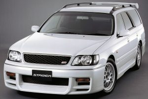 Stagea Autech Version 260RS, made by Nissan's Autech specialty vehicle division