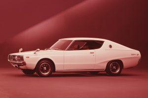 Fourth-gen. Nissan Skyline 2000GT-X