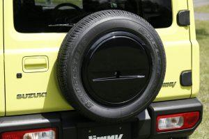 The Suzuki Jimny