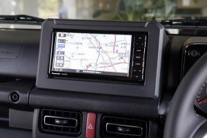 The Suzuki Jimny Sierra