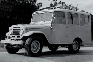 Toyota Land Cruiser 20 Series