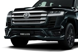 MODELLISTA's first custom parts for overseas market for the new Land Cruiser(Image Credit: TCD)