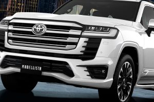MODELLISTA Has Released Custom Parts for Overseas Market for The New Land Cruiser