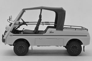 4-seater Vamos Honda