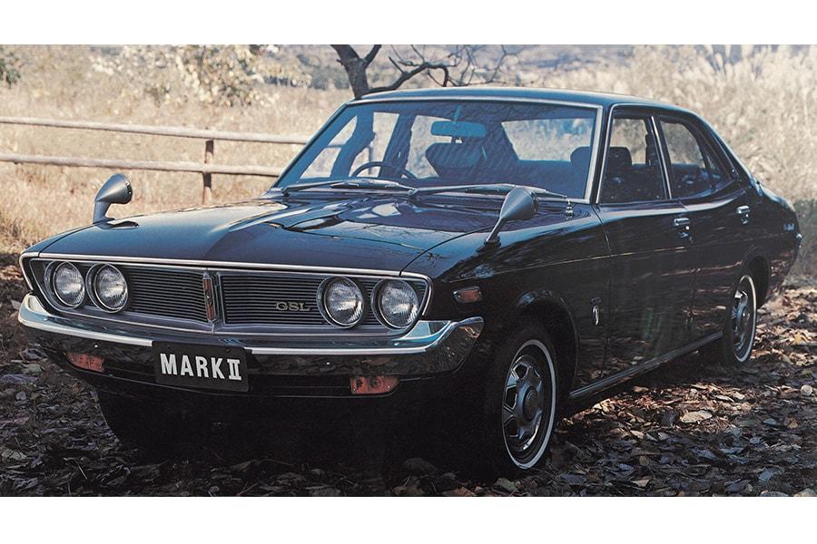 Toyota Corona Mark II