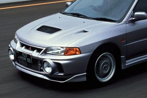 Mitsubishi Lancer Evolution IV: Evo's Best Selling Model