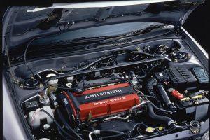 The 4G63 engine