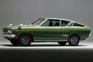 Nissan Sunny Coupe
