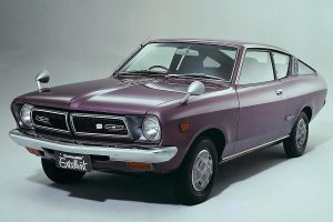 Nissan Sunny Excellent Coupe